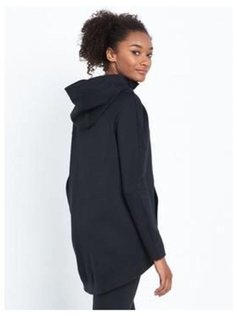 Nike Tech Fleece Cape - Black