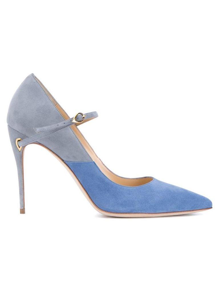 Jennifer Chamandi 'Lorenzo' pumps, Women's, Size: 38, Blue