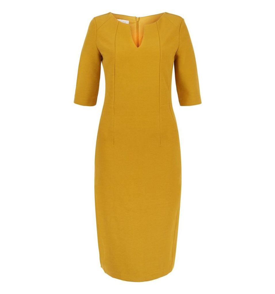 Eimear Ottoman Dress