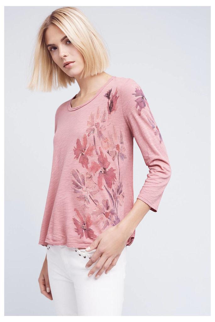 Naturist Floral T-Shirt