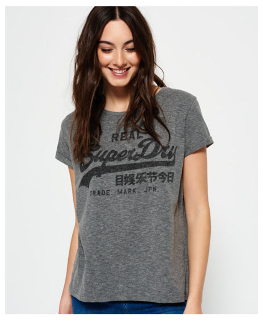 Superdry Vintage Logo Boyfriend T-shirt