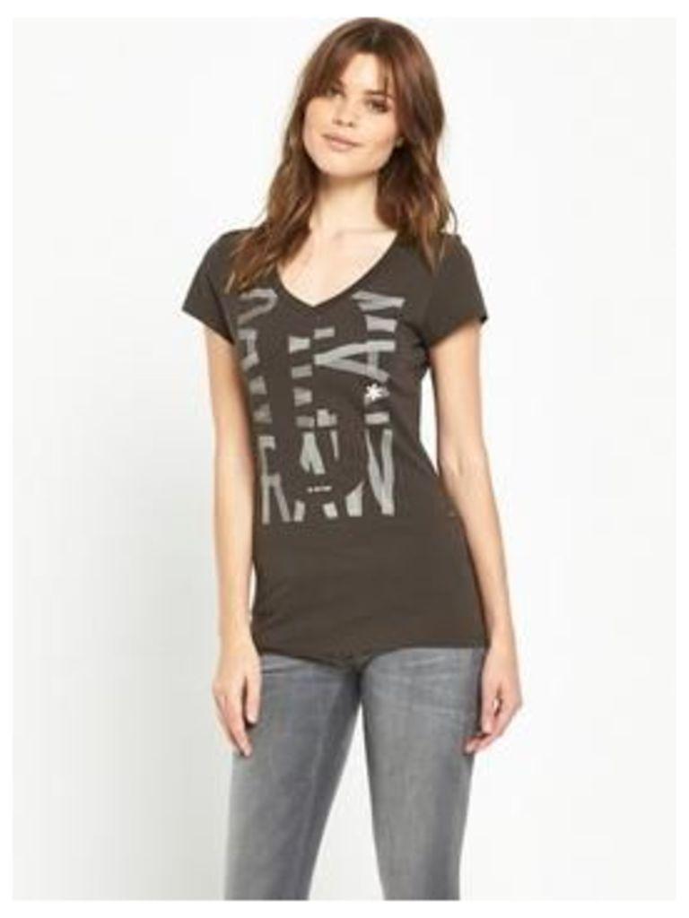 G-Star Raw G Star Pulla Slim S/S T-Shirt