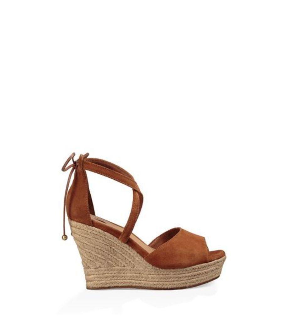UGG Reagan Womens Sandals Chestnut 7