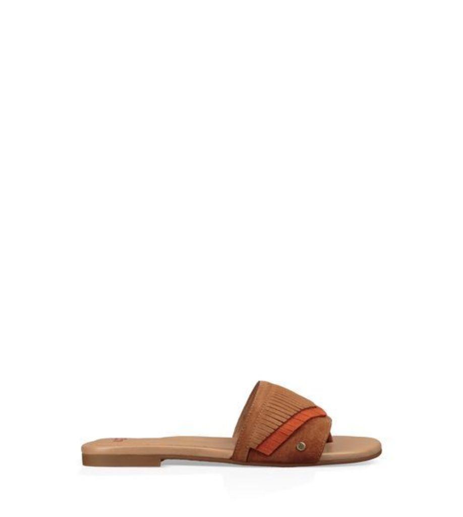 UGG Binx Womens Sandals Chestnut 9
