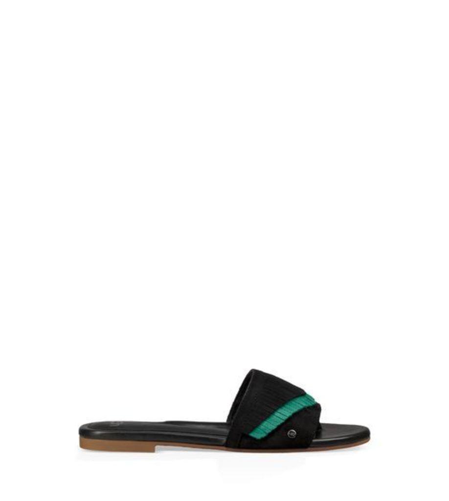 UGG Binx Womens Sandals Black 9