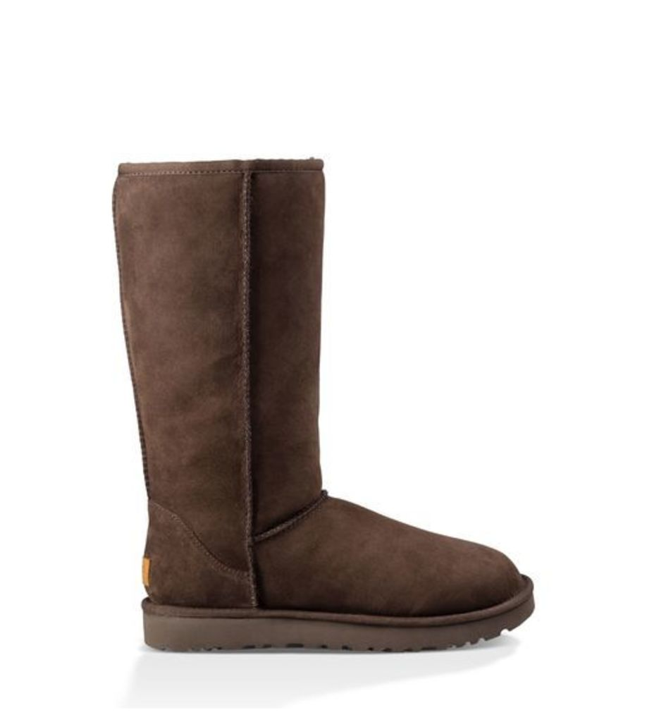 UGG Classic Tall Ii Womens Boots Chocolate 3