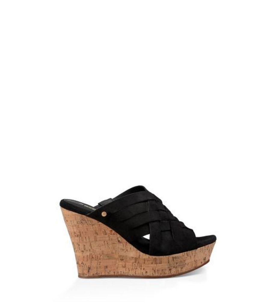 UGG Marta Womens Sandals Black 9