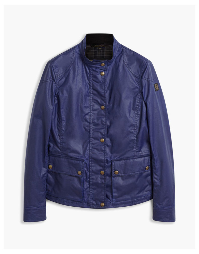 Belstaff Longham Jacket Cobalt Blue