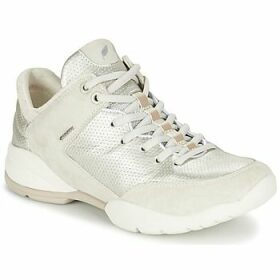 Geox  SFINGE A  women's Shoes (Trainers) in White