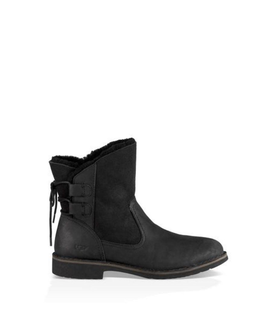 UGG Naiyah Womens Classic Boots Black 9