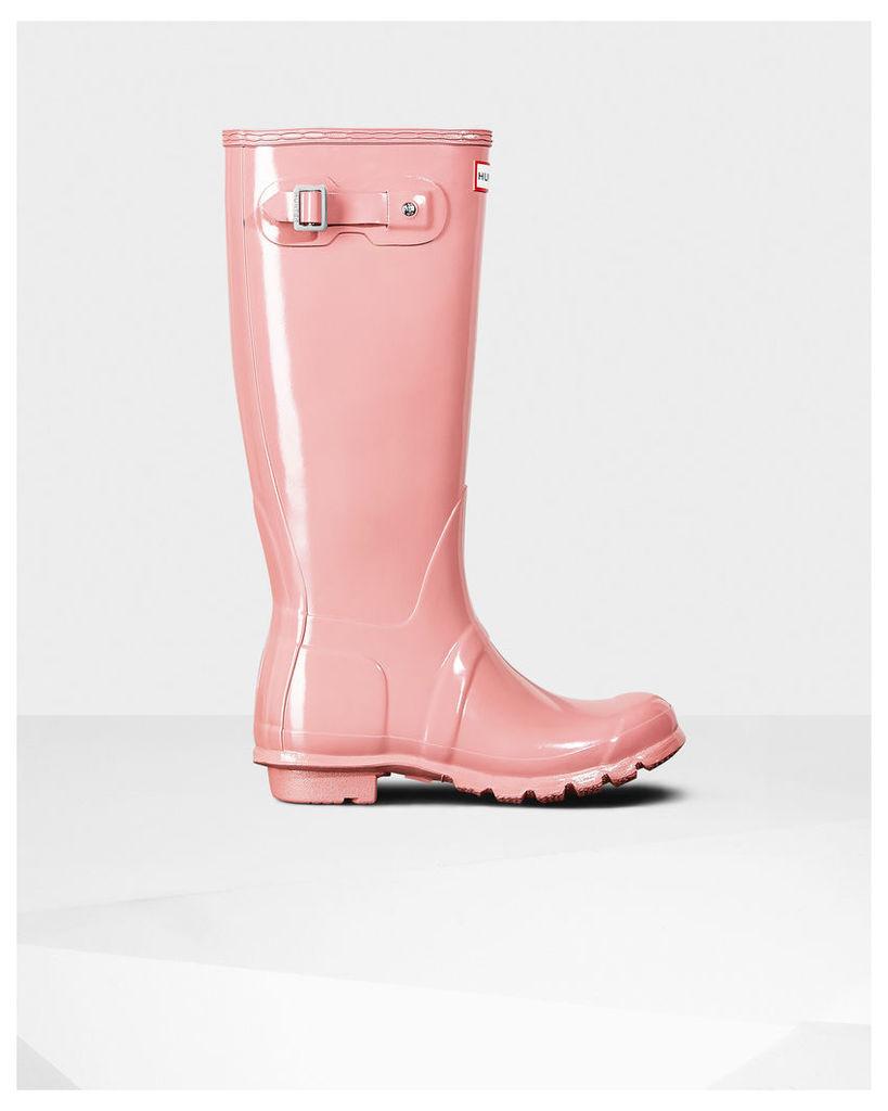 Women's Original Tall Gloss Wellington Boots