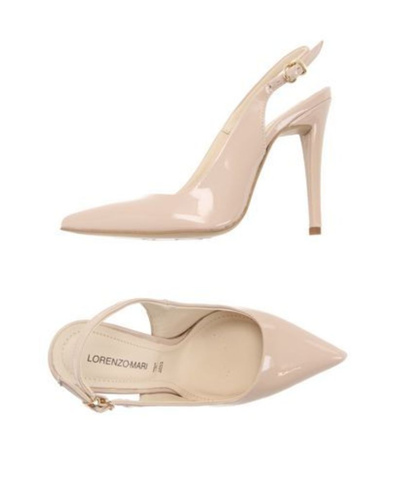 LORENZO MARI FOOTWEAR Courts Women on YOOX.COM