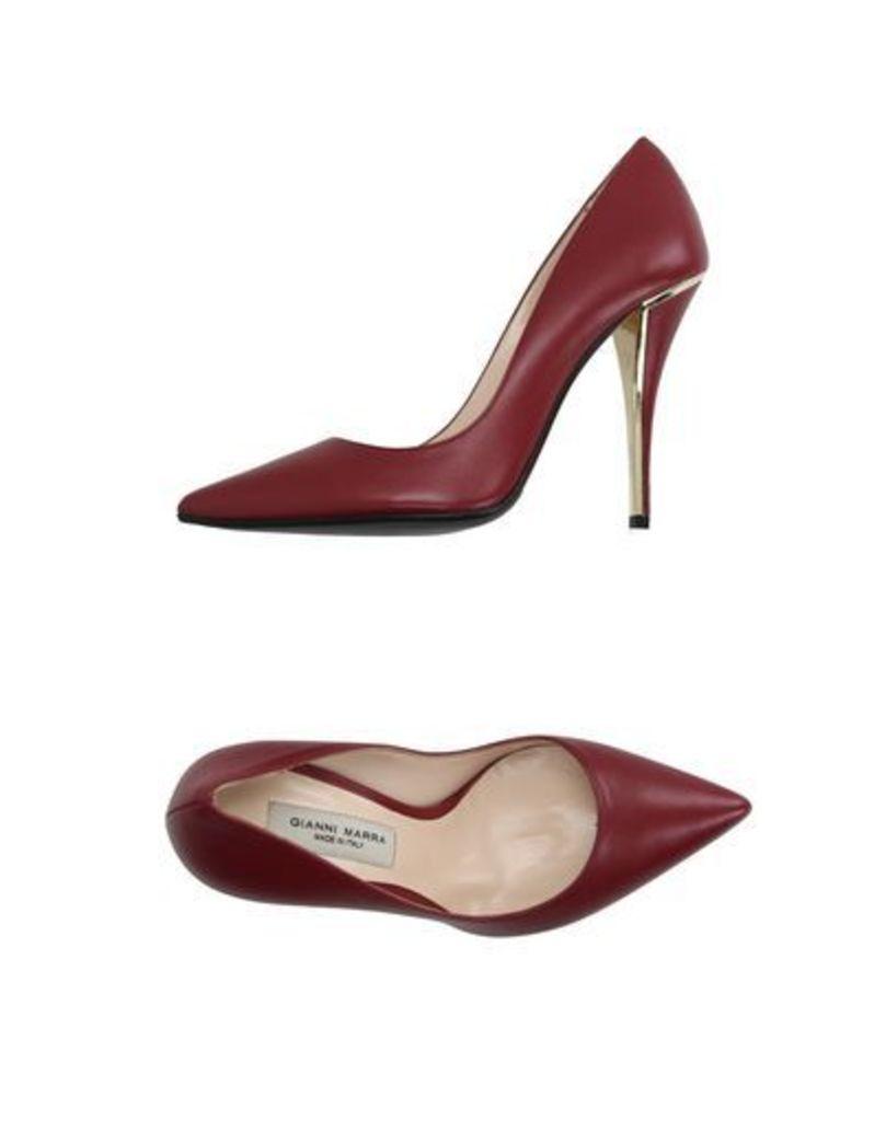 GIANNI MARRA FOOTWEAR Courts Women on YOOX.COM