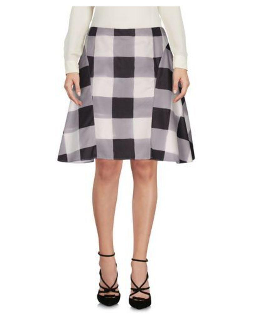 MOSCHINO CHEAPANDCHIC SKIRTS Knee length skirts Women on YOOX.COM