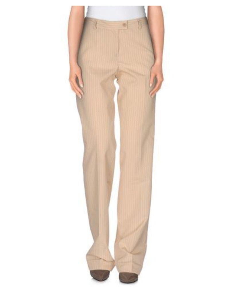 MOSCHINO CHEAPANDCHIC TROUSERS Casual trousers Women on YOOX.COM