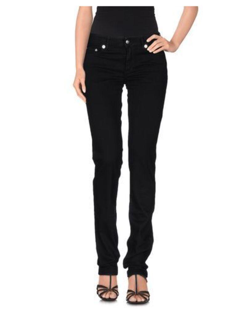 JUST CAVALLI DENIM Denim trousers Women on YOOX.COM