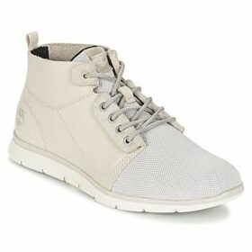 Timberland  KILLINGTON CHUKKA  women's Shoes (High-top Trainers) in White