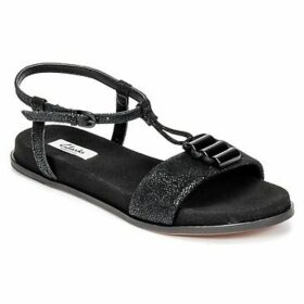 Clarks  AGEAN COOL  women's Sandals in Black