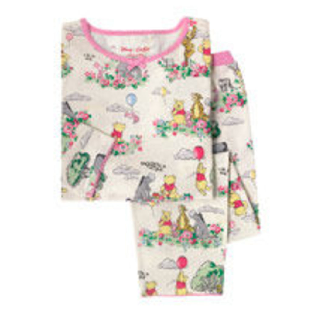 A Day In The Hundred Acre Wood Jersey PJ Set