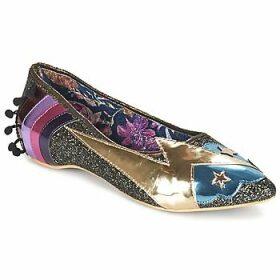 Irregular Choice  GROUND CONTROL  women's Shoes (Pumps / Ballerinas) in Grey