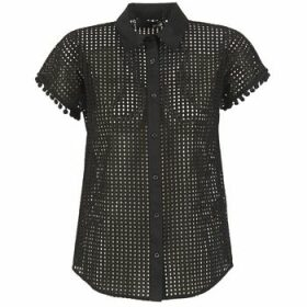 Love Moschino  WCC0480  women's Shirt in Black