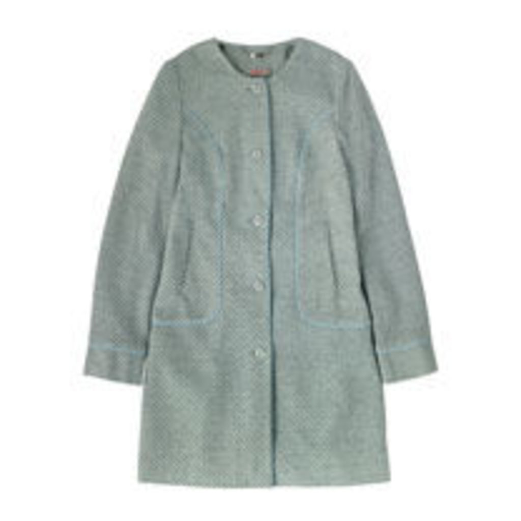 Tweed Summer Coat
