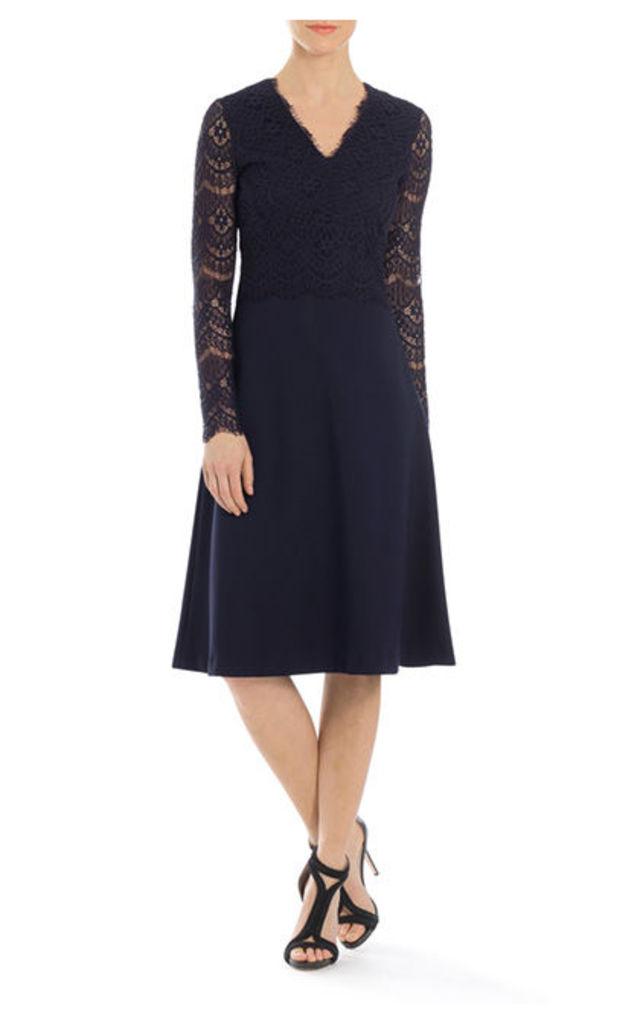 ESCADA Dress Evianda Blue
