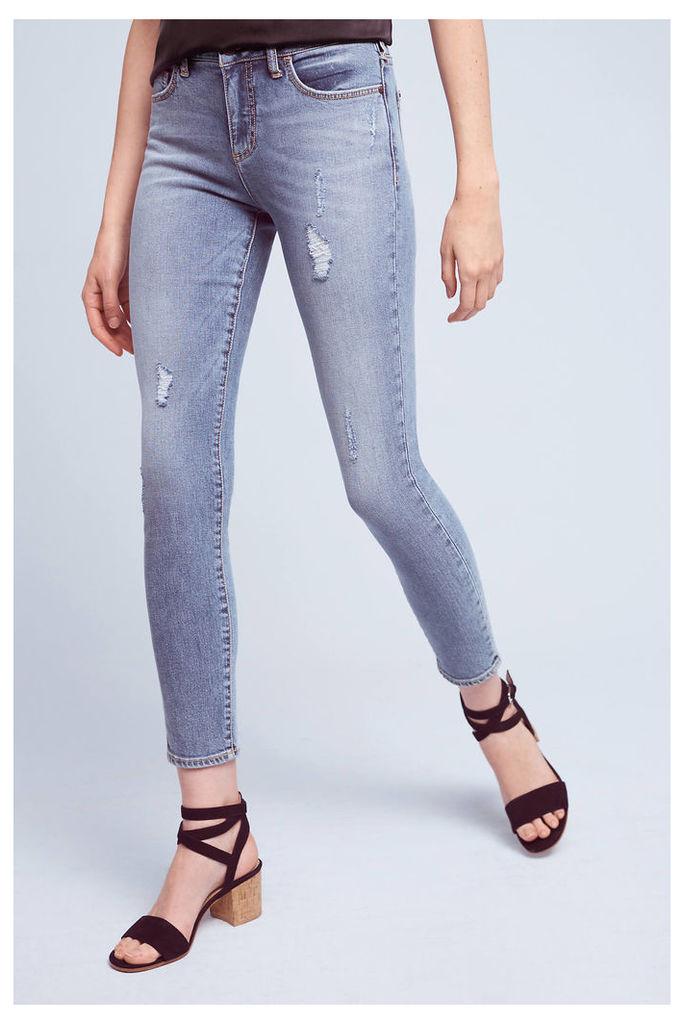 Pilcro Script High-Rise Jeans