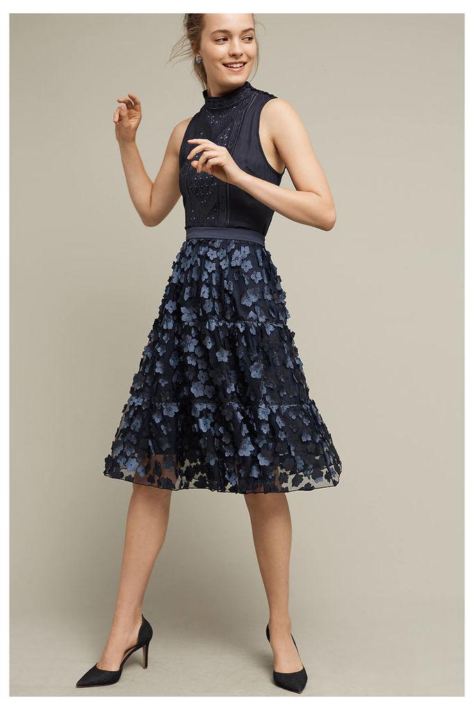 Buttercup Midi Skirt, Blue