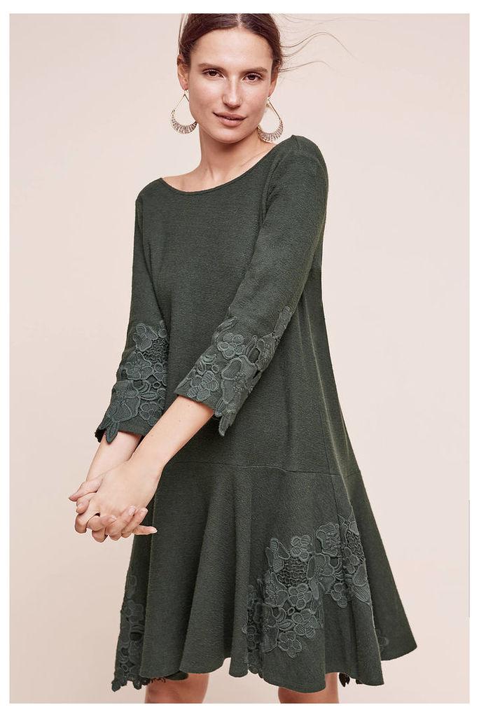 Tierra Lace Dress, Green