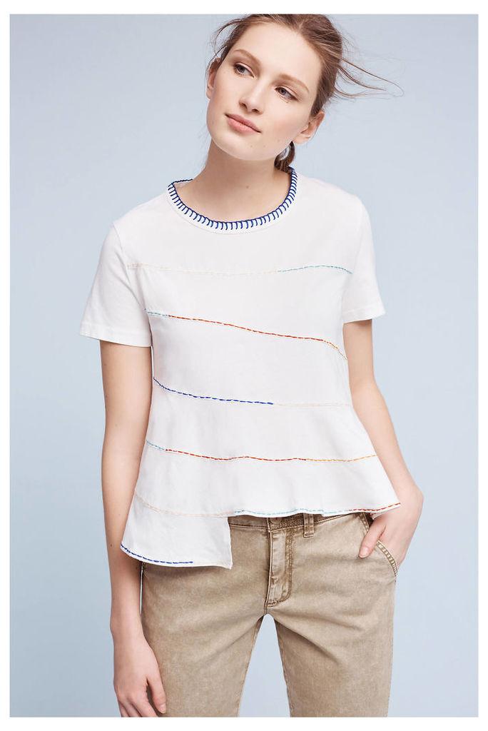 Maya Stitched T-Shirt