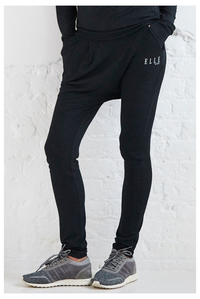 ELLESPORT SUPERSOFT SLIM LEG LOUNGE PANT