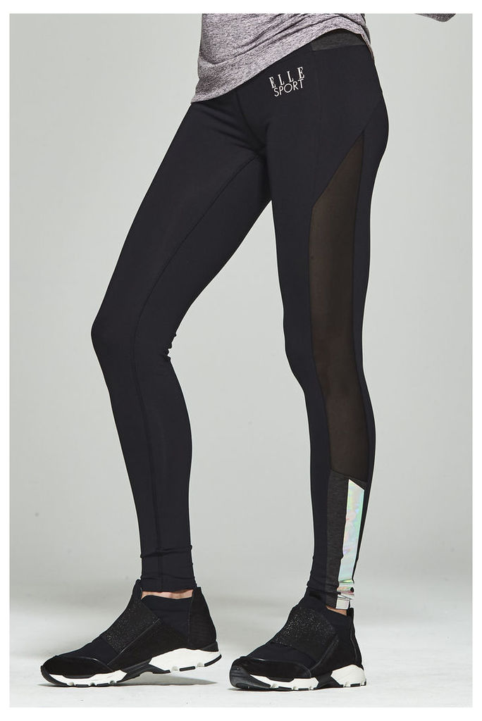 ELLESPORT FORTITUDE SLEEK PERFORMANCE TIGHT