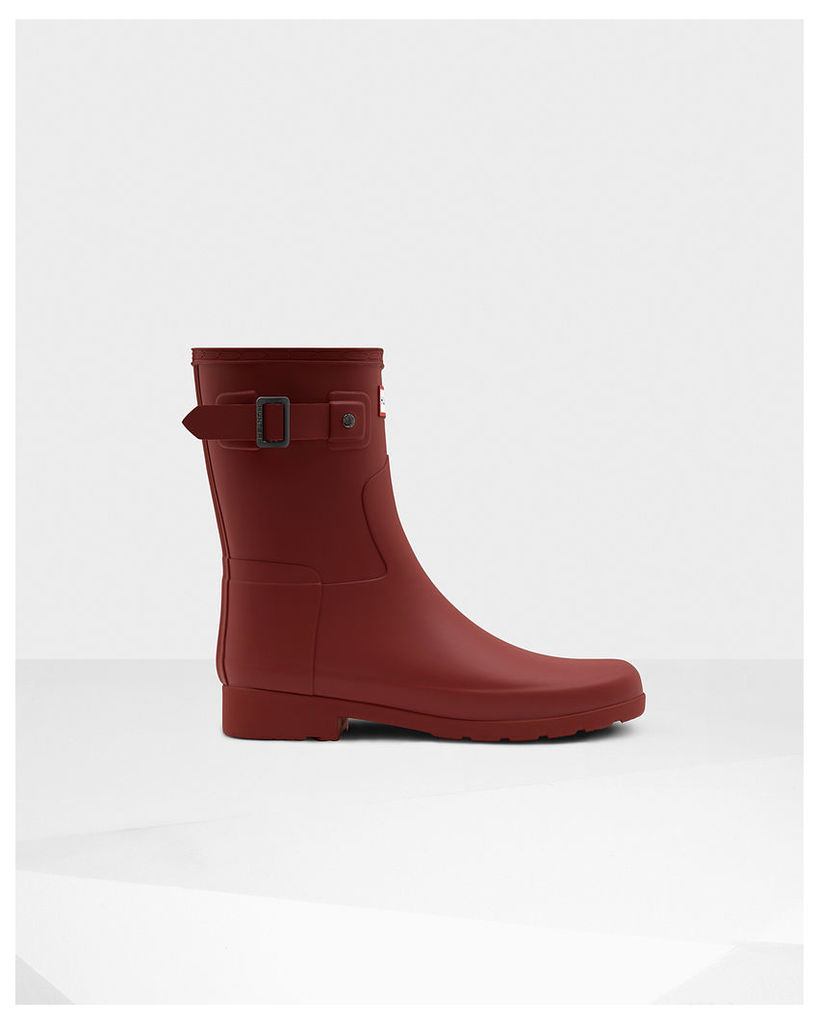 Women's Original Refined Short Wellington Boots