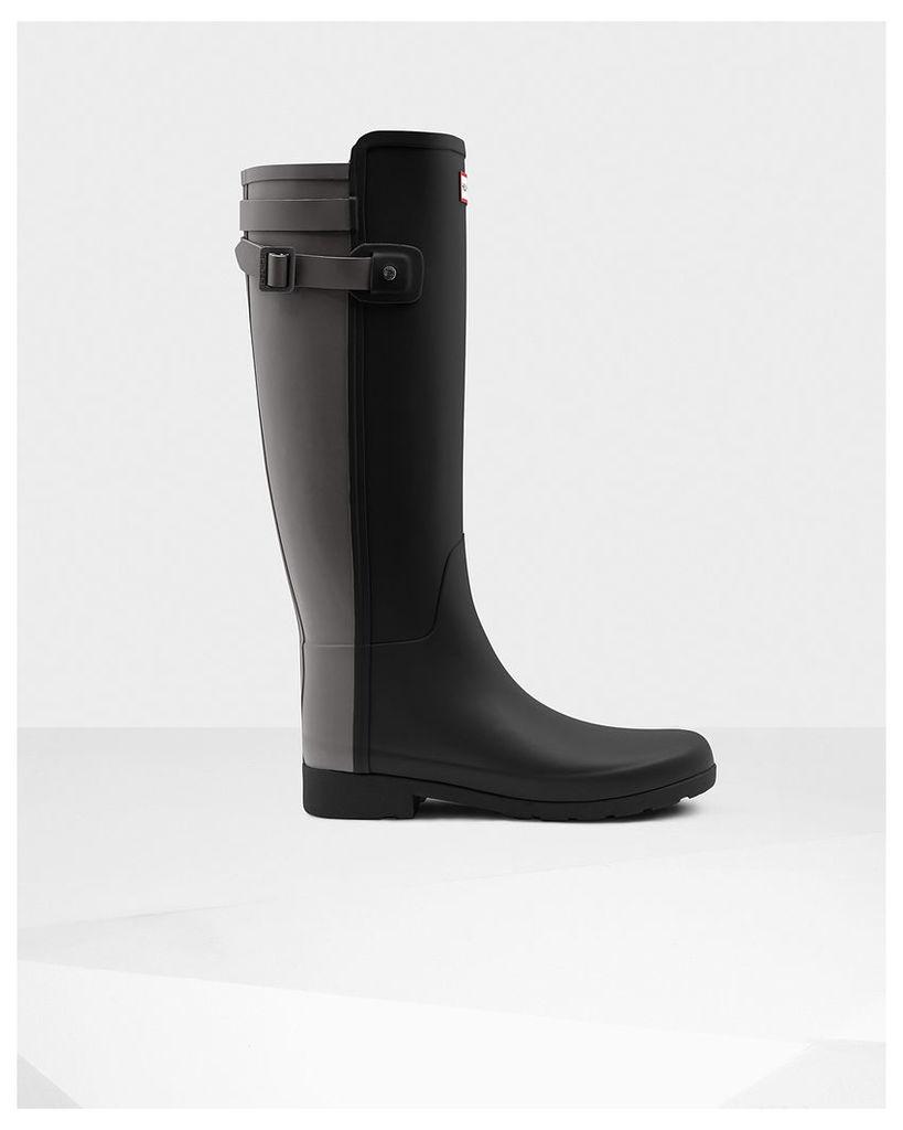 Women's Original Refined Back Strap Wellington Boots