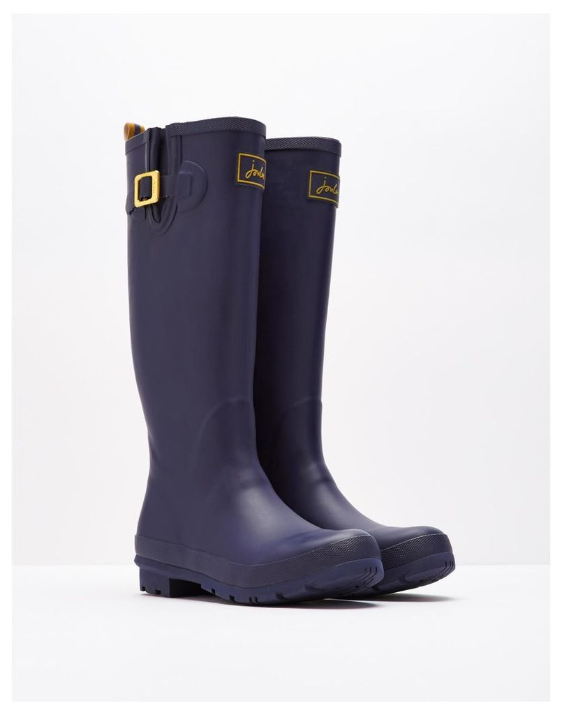 French Navy T_fieldwelly Womens Matt Welly  Size Adult Size 4 | Joules UK