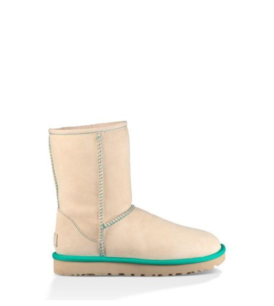 UGG Classic Short Ii Neon Womens Classic Boots Canvas 8