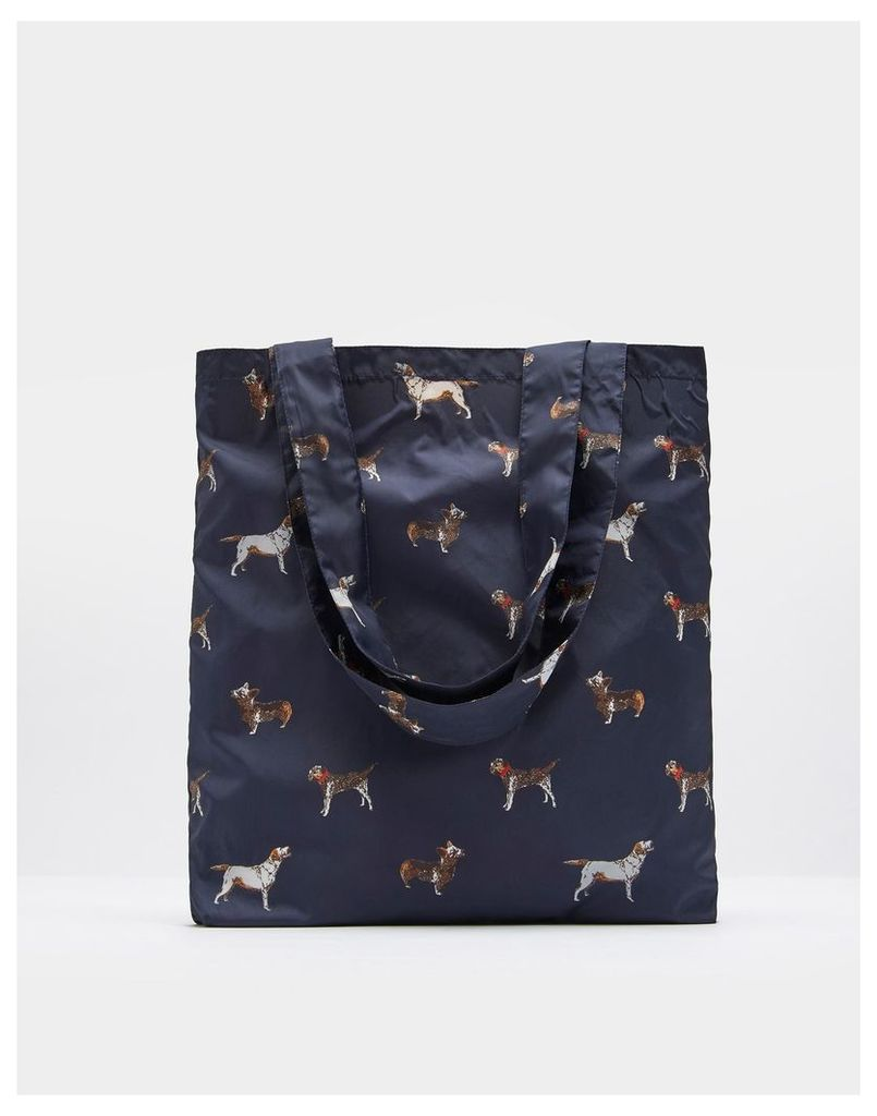 Navy Dogs 124257 Reusable Bag  Size One | Joules UK