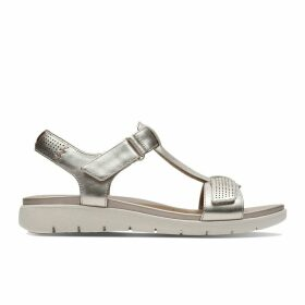 Un Haywood Leather Sandals