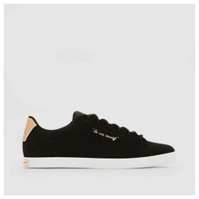 Agate LO S Nubuck Trainers