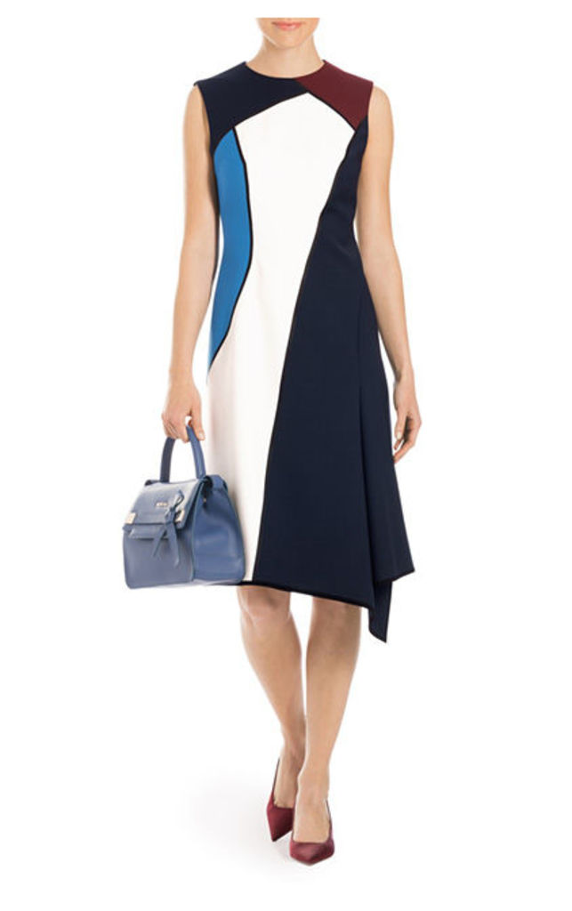 ESCADA Dress Dratta Blue