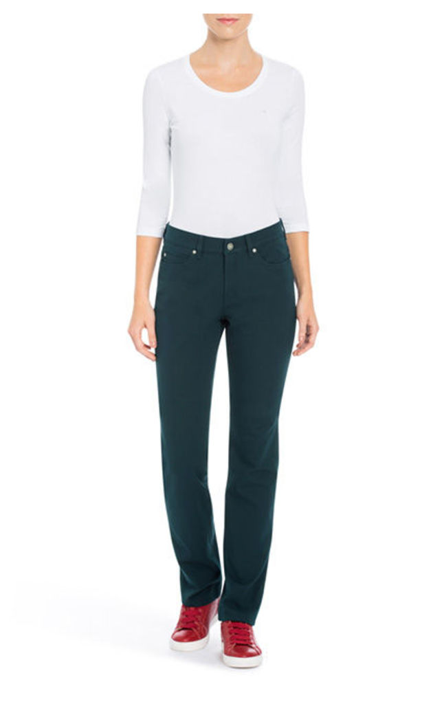 ESCADA SPORT 5-pocket pants J548 Green