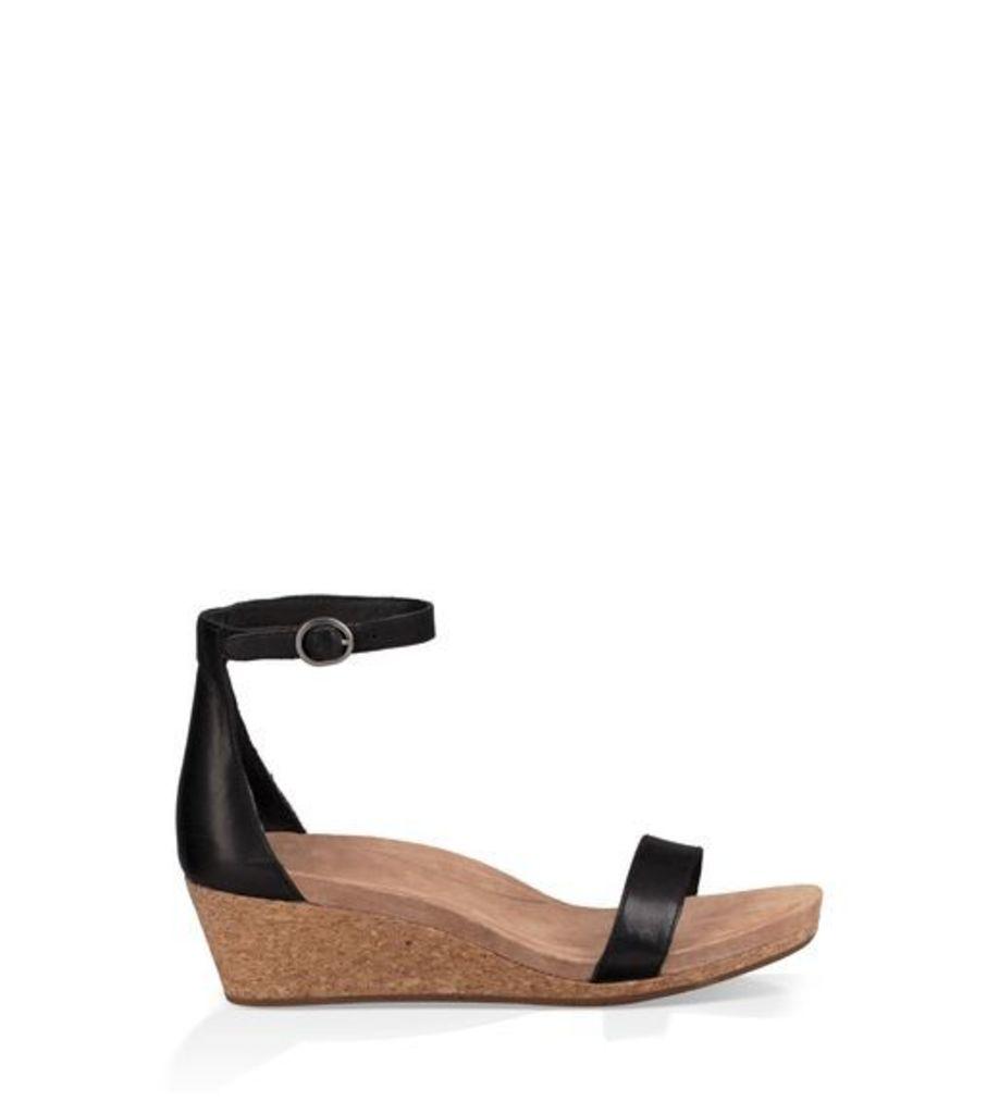 UGG Emilia Womens Sandals Black 3