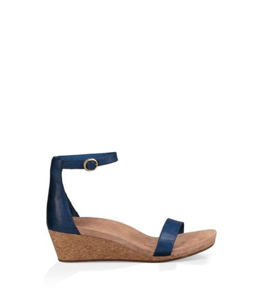 UGG Emilia Womens Sandals Marino 8