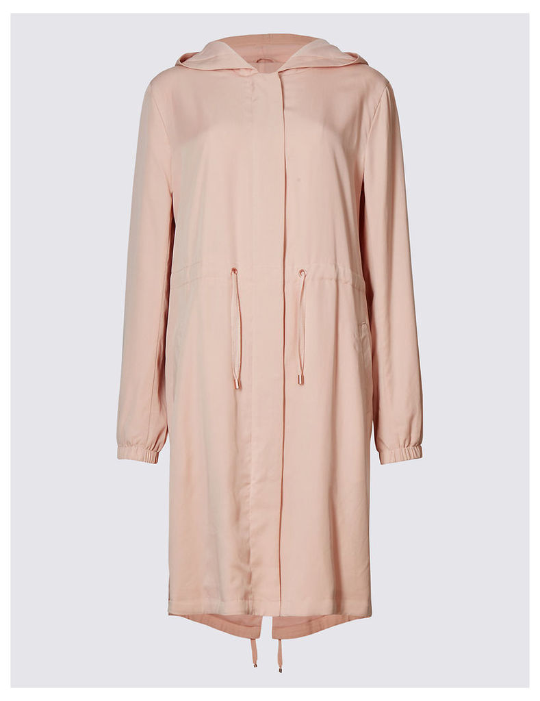 M&S Collection Parachute Parka Coat