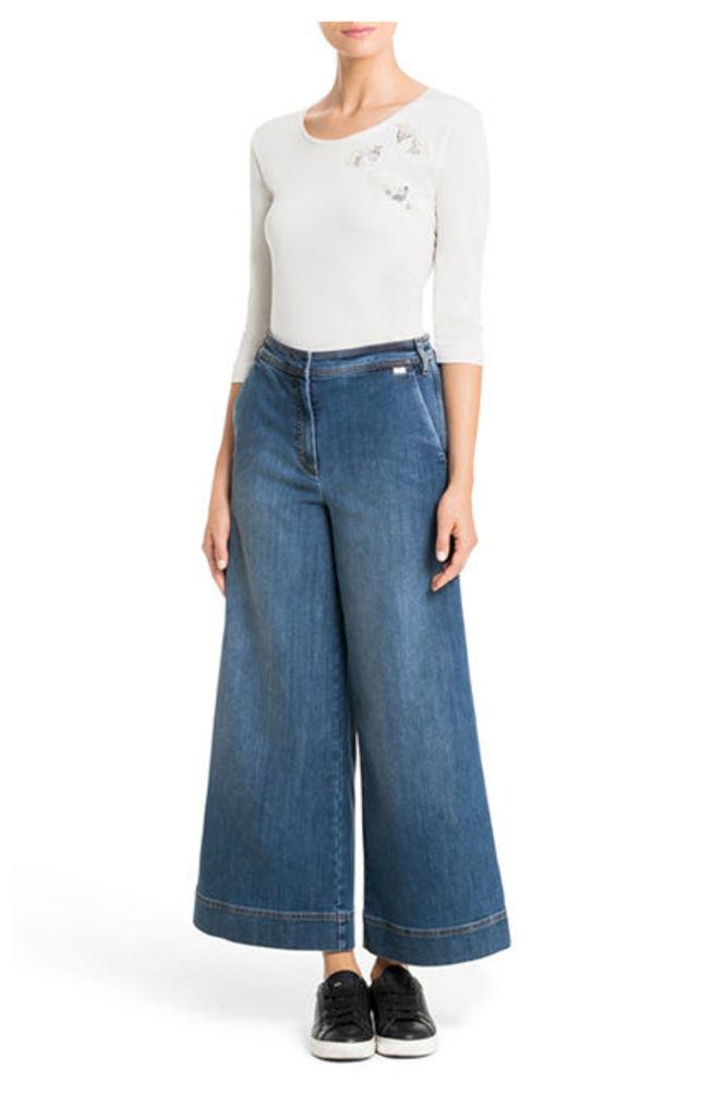 ESCADA SPORT Pants J782 Blue