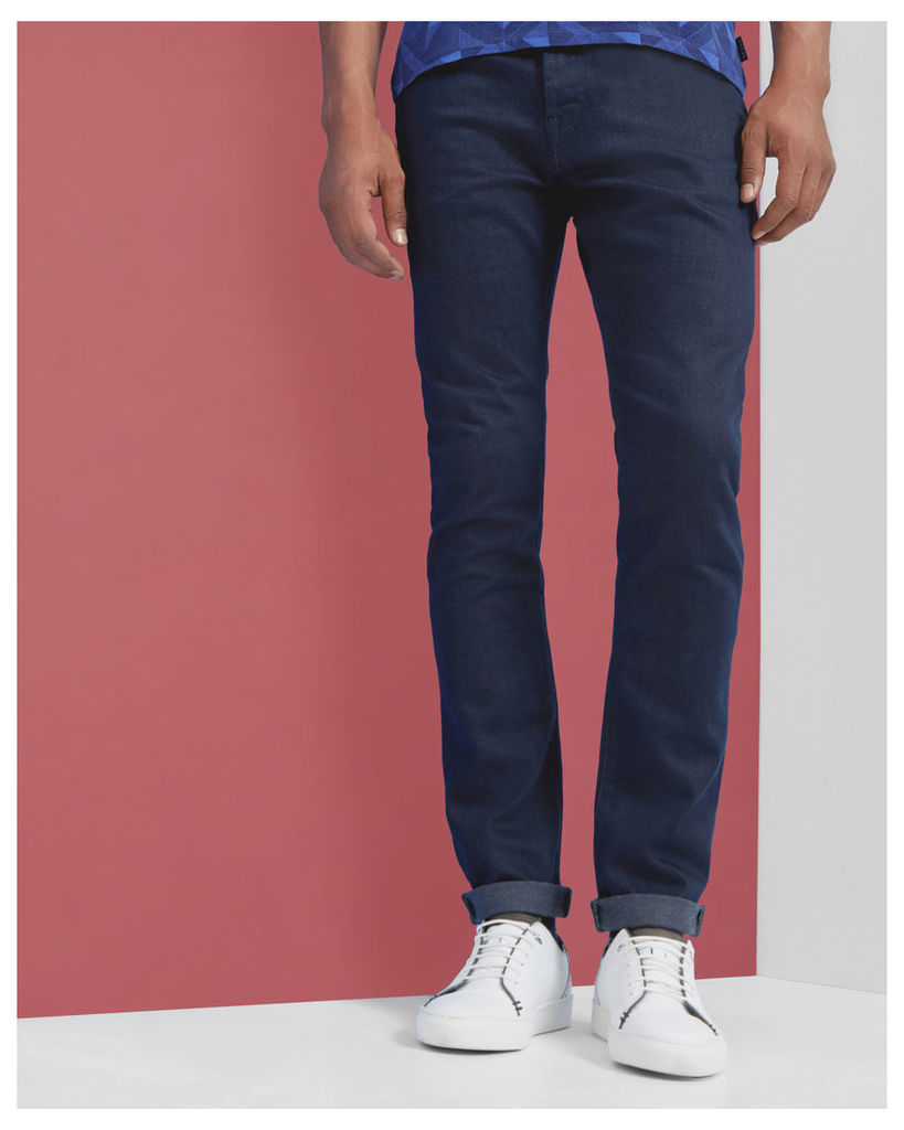 Ted Baker Tapered fit jeans Rinse Denim
