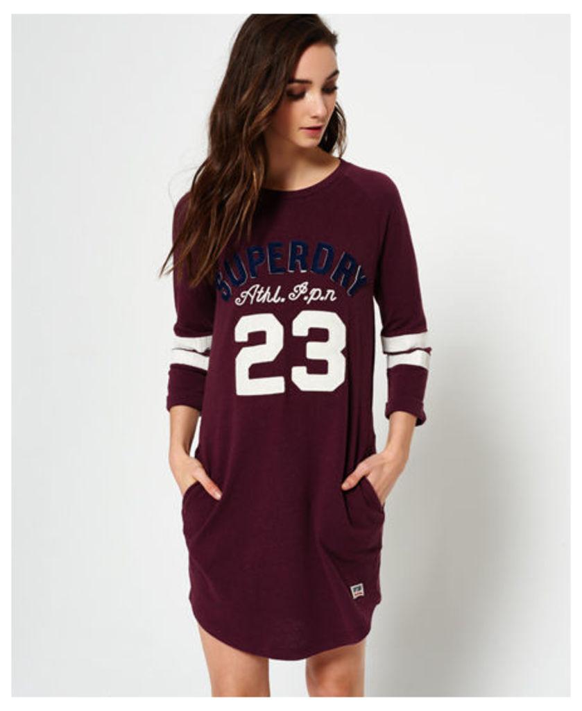 Superdry Campus Applique Dress