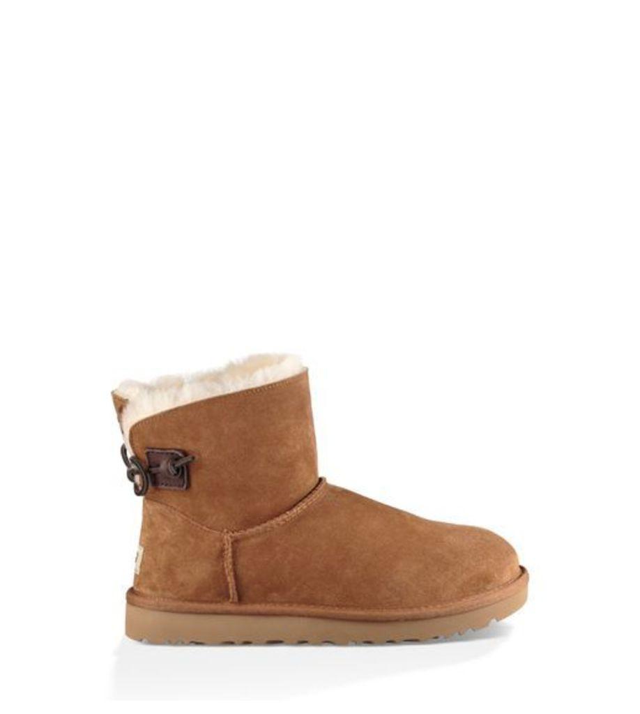 UGG Adoria Tehuano Womens Classic Boots Chestnut 8