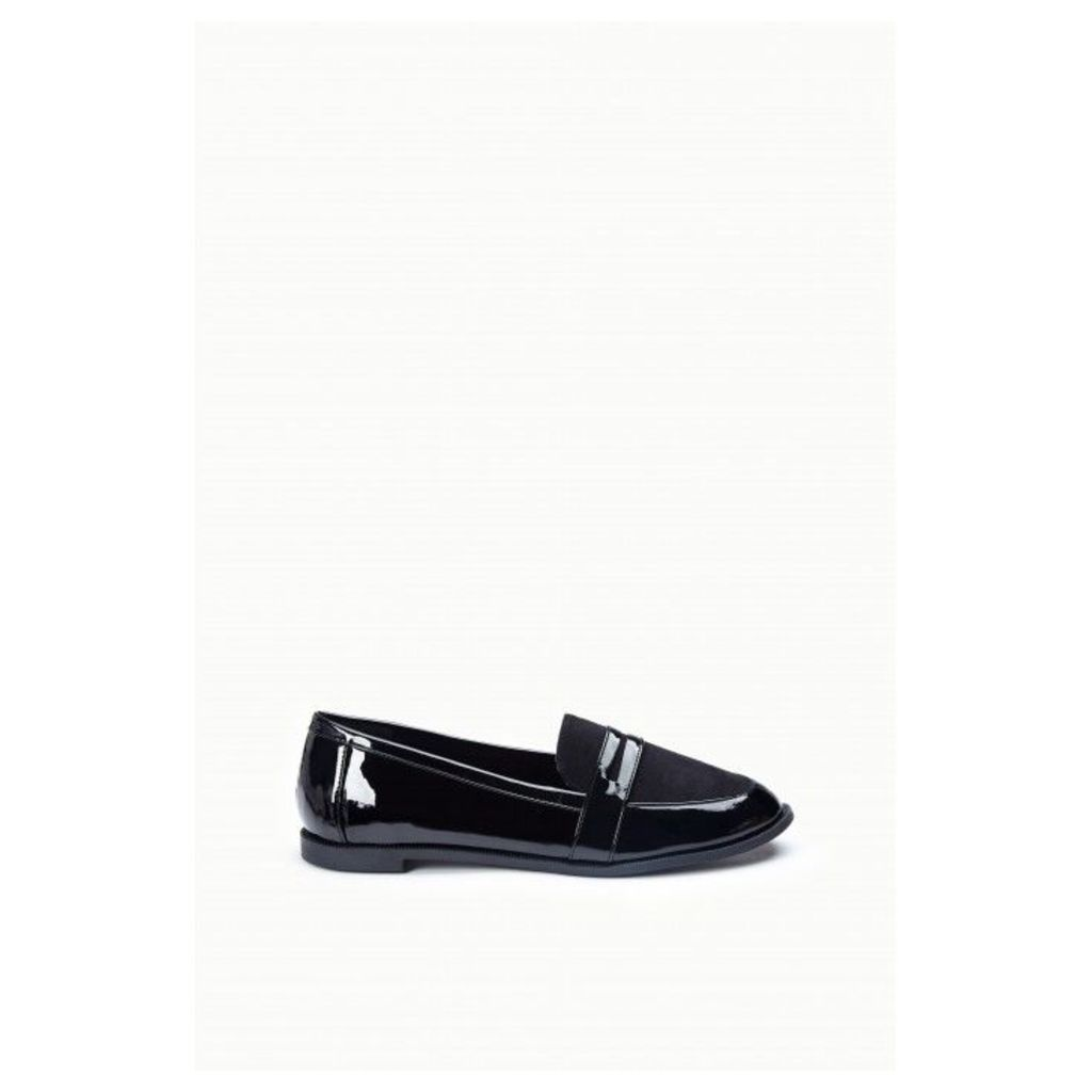 MICRO PATENT POINT LOAFER